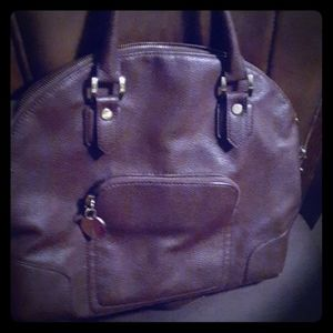 Chocolate brown purse